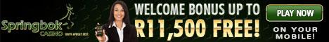 Springbok Mobile Casino