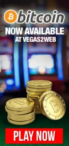 Vegas2Web accepts Bitcoin