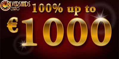 Silversands - 1000 Deposit Bonus