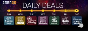 Casino Brango Daily Deals